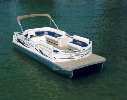 2009 - JC Pontoon Boats - Ensign 23