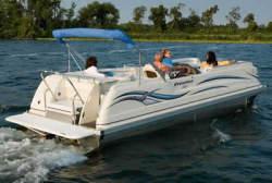 2010 - JC Pontoon Boats - Evolution Classic 240 IO