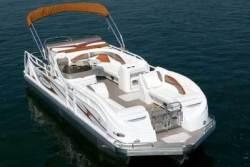 2010 - JC Pontoon Boats - TriToon Classic 246 IO