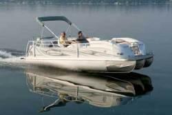 2010 - JC Pontoon Boats - SunToon 21 TT