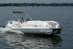 2010 - JC Pontoon Boats - SunToon 23 TT