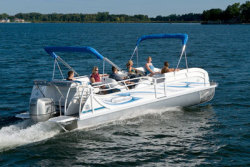 2010 - JC Pontoon Boats - SportToon 25 TT
