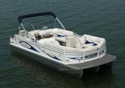 2010 - JC Pontoon Boats - 23 TT Fish