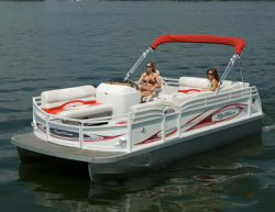 2010 - JC Pontoon Boats - NepToon 19 TT