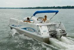 2010 - JC Pontoon Boats - NepToon 21 Sport TT