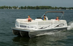 2010 - JC Pontoon Boats - NepToon 23 TT