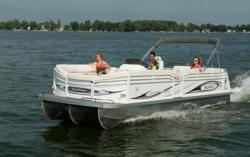 2010 - JC Pontoon Boats - NepToon 23 Sport TT