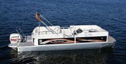 2010 - JC Pontoon Boats - SunLounger 23 TT Sport