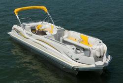 2011 - JC Pontoon Boats - Evolution Classic 260 IO