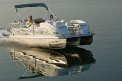 2011 -J C Pontoon Boats - SportToon 21 TT