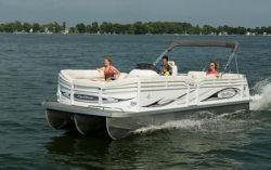 2011 - JC Pontoon Boats - NepToon 23 TT