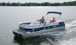 2011 - JC Pontoon Boats - Spirit 262 TT