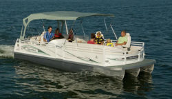 2012 - JC Pontoon Boats -SportToon 25 TT