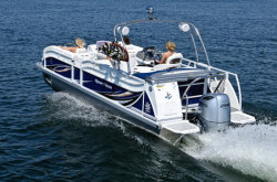 2012 - JC Pontoon Boats - SunToon 23 TT
