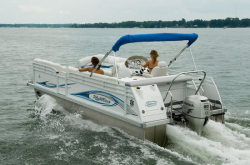 2012 - JC Pontoon Boats - NepToon 21
