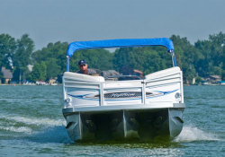 2012 - JC Pontoon Boats - NepToon 23 Sport TT