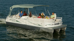 2012 - JC Pontoon Boats - NepTune 25 Sport  TT