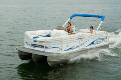 2012 - JC Pontoon Boats - NepToon 21 Sport TT