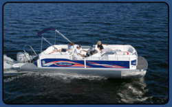 2012 - JC Pontoon Boats - SunLounger 23 TT