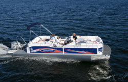 2012 - JC Pontoon Boats - SunLounger 27 TT
