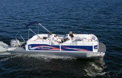 2012 - JC Pontoon Boats - SunLounger 23 TT Sport