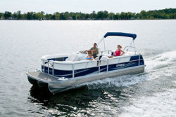 2012 - JC Pontoon Boats - Spirit 223 TT