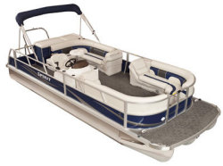 2012 - JC Pontoon Boats - Spirit 242 TT