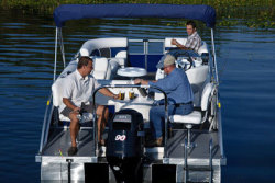 2012 - JC Pontoon Boats - Spirit 241