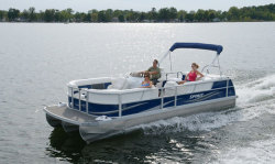 2012 - JC Pontoon Boats - Spirit 201