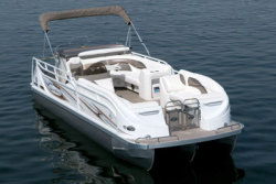 2013 - JC Pontoon Boats - SportToon 23 TT