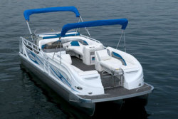 2013 - JC Pontoon Boats - SunToon 25 TT