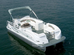 2013 - JC Pontoon Boats - SunToon 21 TT
