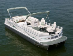2013 - JC Pontoon Boats - NepToon 25