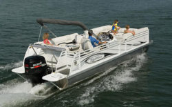 2013 - JC Pontoon Boats - NepToon 23