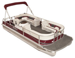 2013 - JC Pontoon Boats - Spirit 221