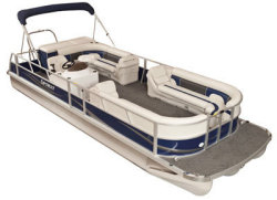 2013 - JC Pontoon Boats - Spirit 262