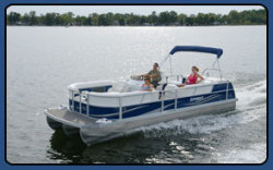 2013 - JC Pontoon Boats - Spirit 201