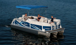 2014 - JC Pontoon Boats - NepToon 21