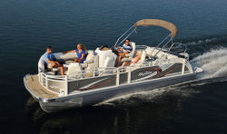 2014 - JC Pontoon Boats - NepToon 23