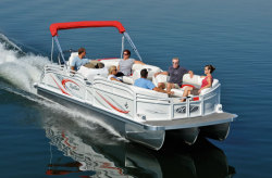 2014 - JC Pontoon Boats - NepToon 25