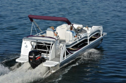 2014 - JC Pontoon Boats - SportToon 23 TT