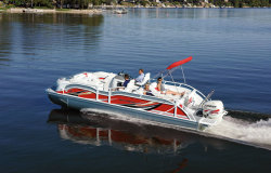 2014 - JC Pontoon Boats - SunToon 25 TT