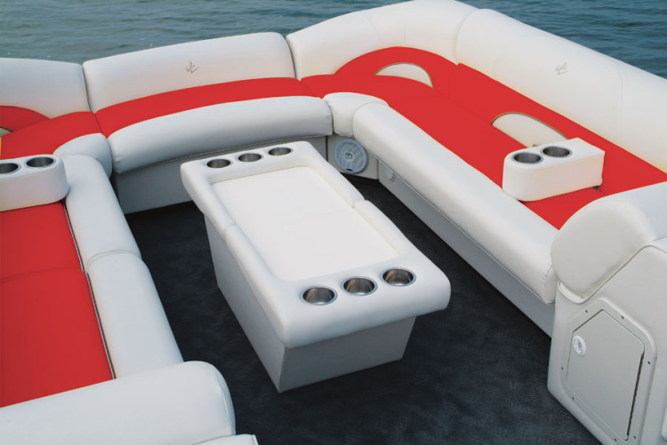 Cooler Table For Pontoon Boat Modern Coffee Tables And