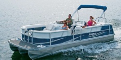 2015 - JC Pontoon Boats - Spirit 223TT Fish