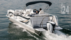 2015 - C Pontoon Boats - SunToon 24 TT