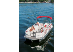 2015 - JC Pontoon Boats - SunToon 26 TT