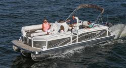 2017 - JC Pontoon Boats - Neptoon 21 TT  21 TT Sport