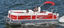 2017 - JC Pontoon Boats - Spirit 222