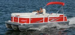2017 - JC Pontoon Boats - Spirit 221
