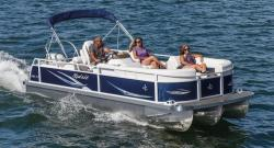 2017 - JC Pontoon Boats - Spirit 245 Sport